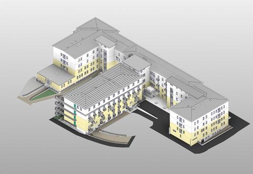 Progetto: Ospedale di Sandrigo – ULSS 6 VICENZA immagine 10