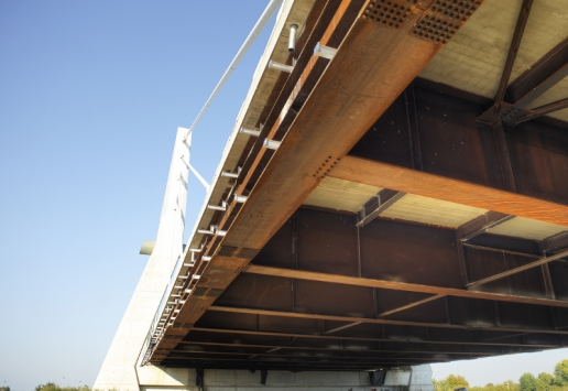Progetto: Ponte strallato A31 Valdastico Sud immagine 04