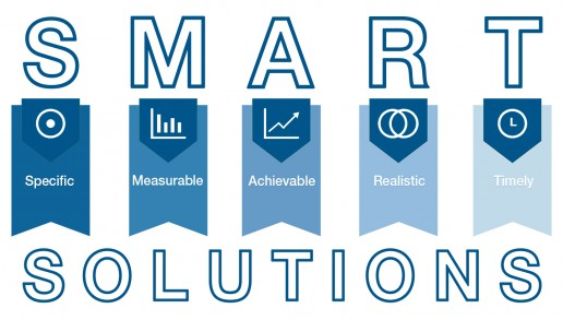 SMART SOLUTIONS: Specific, Measurable, Achievable, Realistic, Timely