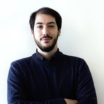 Team member: Andrea Guerrato