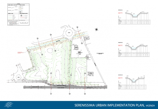 Serenissima Urban Implementation plan, Vicenza
