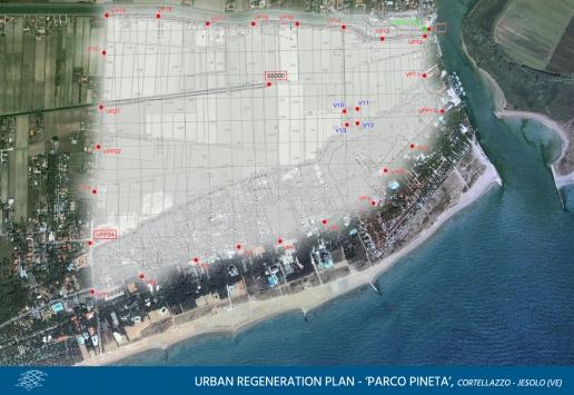 Urban regeneration plan parco Pineta, Cortellazzo - Jesolo, image 03