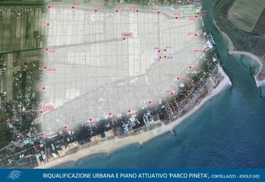 Riqualificazione urbana e paino attuativo Parco Pineta, Cortellazzo-Jesolo immagine 03