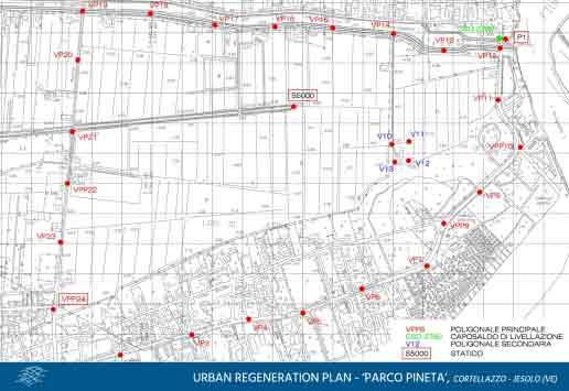 Urban regeneration plan parco Pineta, Cortellazzo - Jesolo, image 04