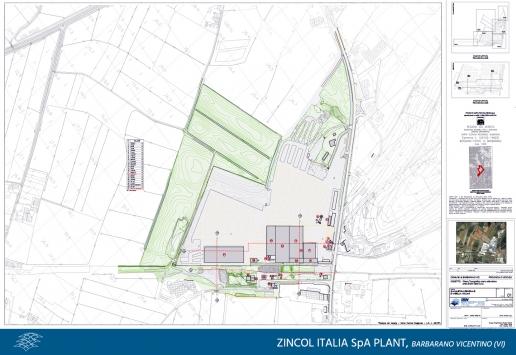 Zincol italia SpA Plant, Barbarano Vicentino