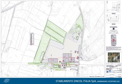 Stabilimento Zincol Italia SpA, Barbarano Vicentino