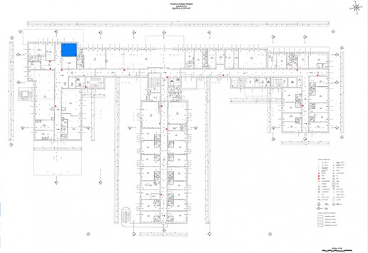 Progetto: Ospedale di Sandrigo – ULSS 6 VICENZA immagine 07