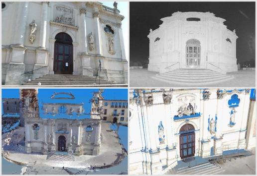 Laser Scanning Monteberico Church, image 02