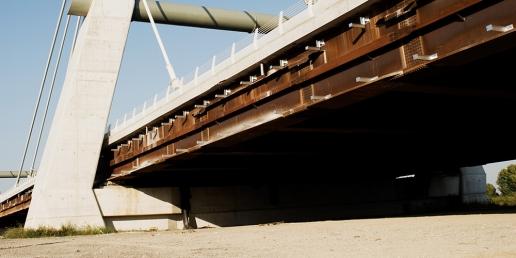 Immagine di riferimento Rilievo Ponte strallato A31 Valdastico Sud