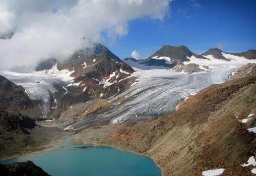 Glacier survey