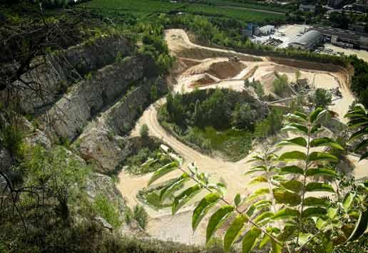 immagine rlievi topografici cave