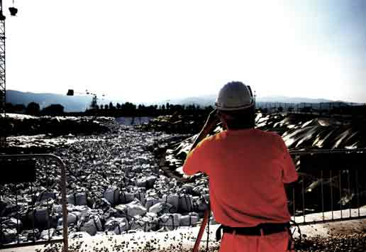 Landfill survey