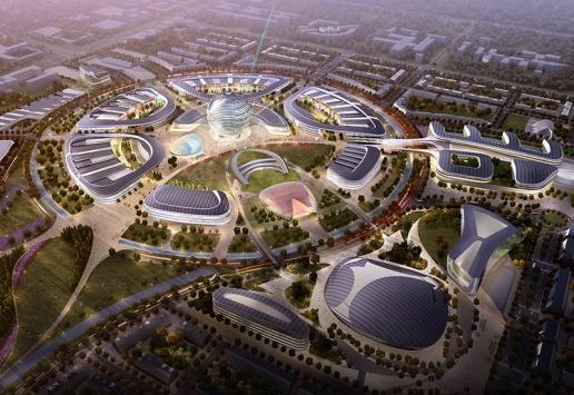 Project: Expo 2017 | Astana, Kazakhstan - BIM outsourcing