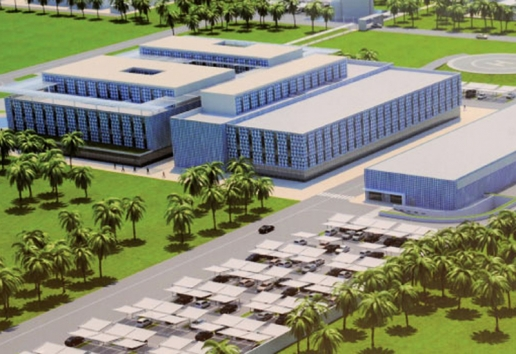 Project: New General Hospital Oman BIM outsourcing