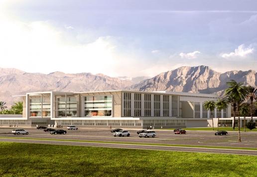 Project: New General Hospital | Oman - Khasab