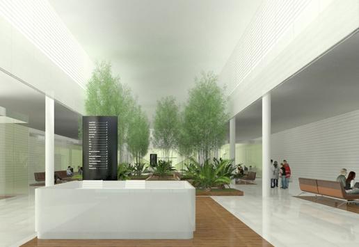 Project: New General Hospital | Oman - Al Najat