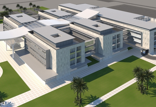 Progetto: New General Hospital | Oman - Suwaiq