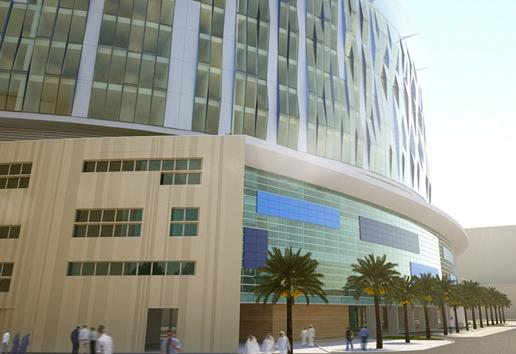 Project: Al-Amiri Hospital, Kuwait City
