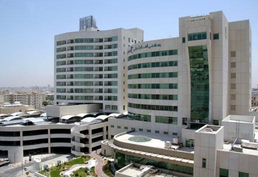 Project: As-Salam International Hospital | Cairo, Egypt BIM outsourcing