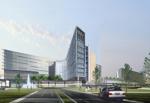 Progetto: Etlik Integrated Health Campus img4