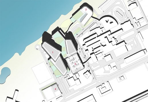 Progetto: New Maternity Hospital | Site Development