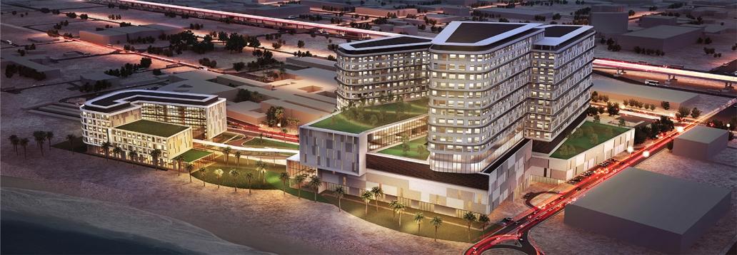 Immagine di riferimento New Maternity Hospital Kuwait