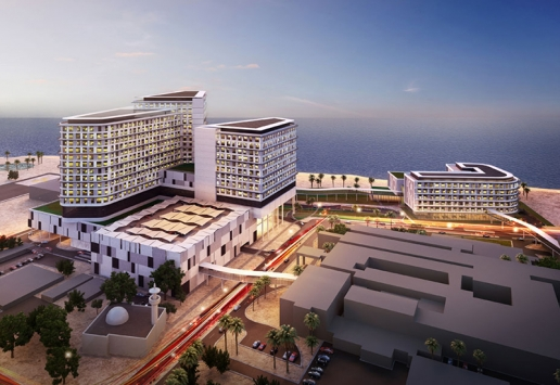 Project: New Maternity Hospital Kuwait | Render